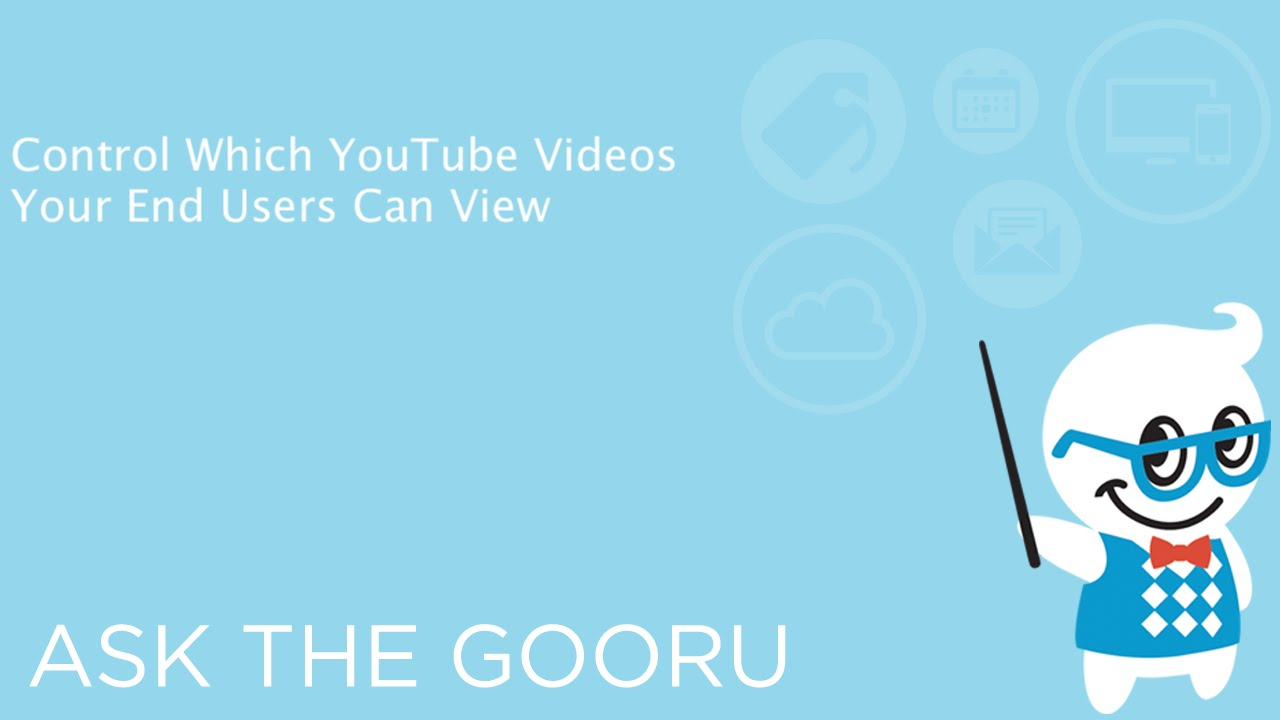 Take Control Over the YouTube Videos Your Users Watch